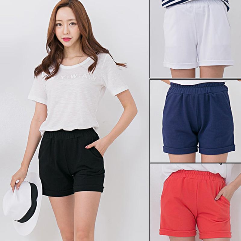 Những mẫu quần ngắn thun không bao giờ làm các bạn gái thất vọng