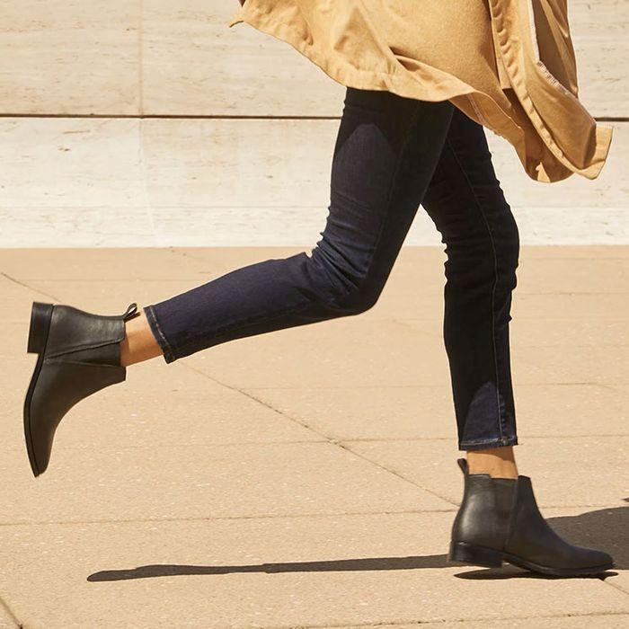 phối với giày cao cổ nữ