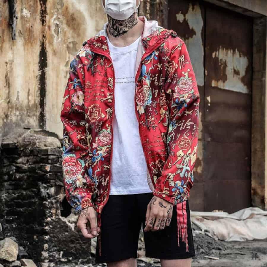 áo khoác nam 2021