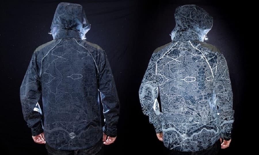 áo khoác phản quang nam |