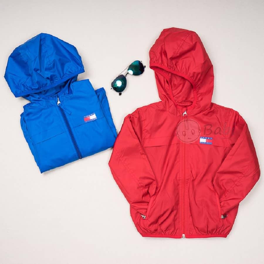áo khoác dù màu