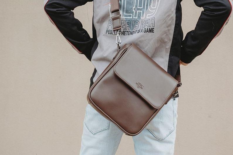 túi đeo chéo mini nam đi học