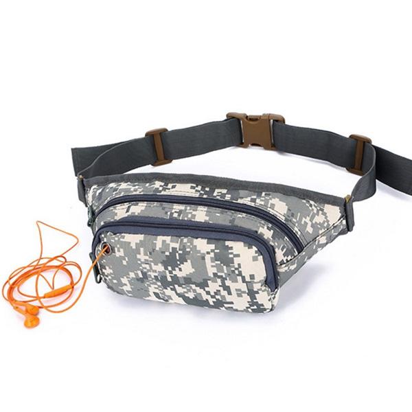 Túi đeo chéo thể thao tại Thời trang lính