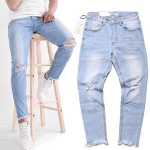 Cách chọn size quần jean nam chuẩn không cần chỉnh [Update 2021]