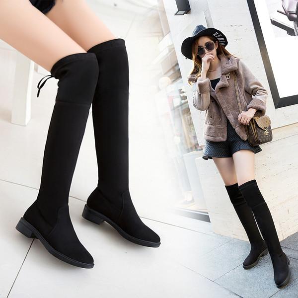 Cách phối đồ với giày cao cổ nữ đẹp