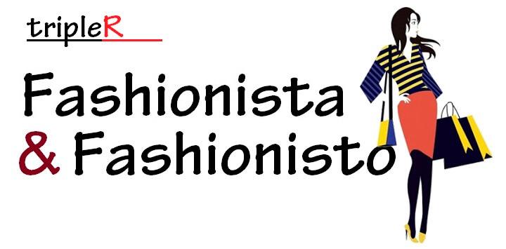 Fashionista là gì? Fashionisto là gì? Những fashionista/fashionisto nào ở Việt Nam đang HOT nhất