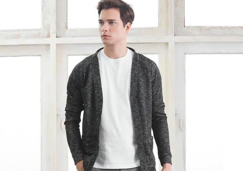 Sự khác biệt giữa cardigan và áo len là gì?