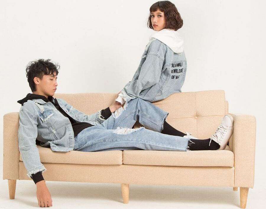Top 6 những shop bán áo khoác jean [đẹp – chất] tại TP HCM