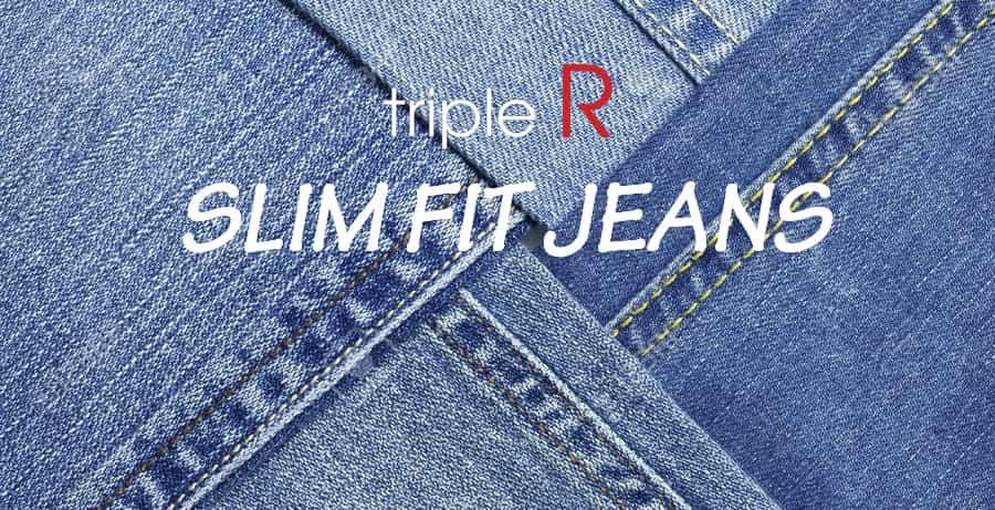 Quần jean slim fit là gì? Mặc slim fit jean sao cho đẹp