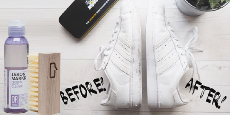 Vệ sinh giày Sneaker: 5 cách giúp Sneakers luôn như mới