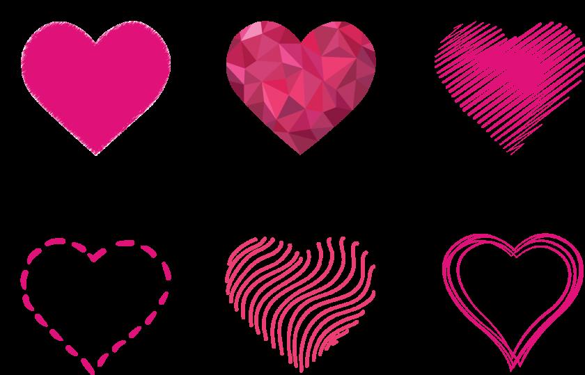 Nền đẹp hình trái tim