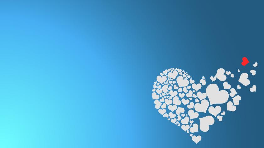 Nền trái tim tan vỡ vector