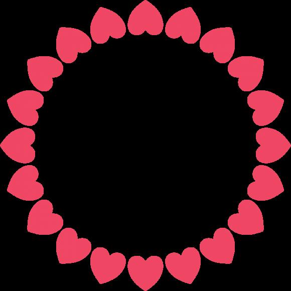 Khung nền trái tim tình yêu PNG và Vector