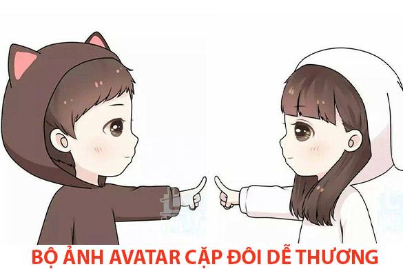 bạn avatar cap doi