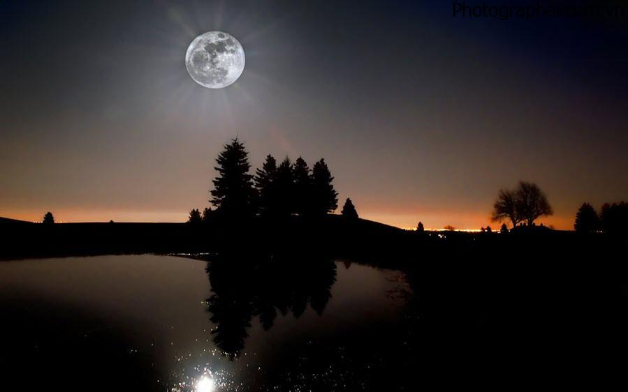 Tổng hợp hình ảnh trăng đẹp nhất