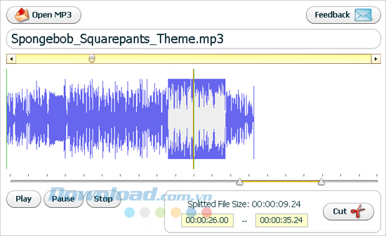 Phần mềm cắt và ghép nhạc miễn phí tốt nhất