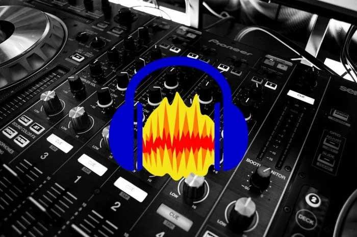 Phần mềm sản xuất âm nhạc Audacity