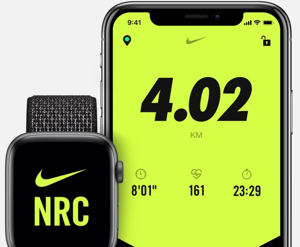 Máy tính calo câu lạc bộ chạy Nike