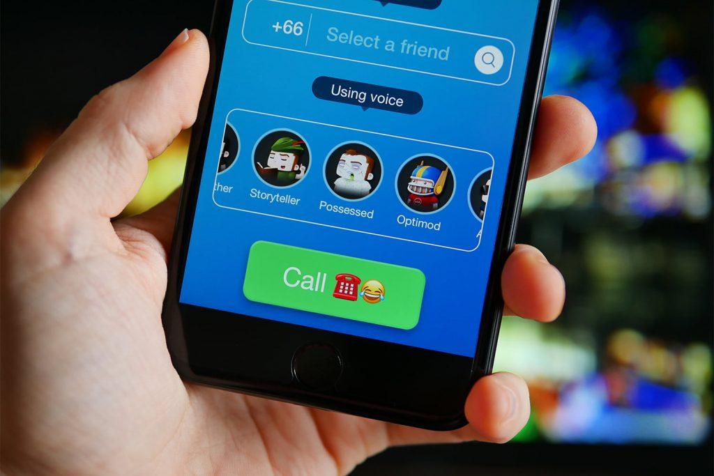 ứng dụng thay đổi giọng nói Trình thay đổi giọng nói cuộc gọi