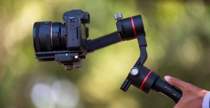 Gimbal cho máy ảnh