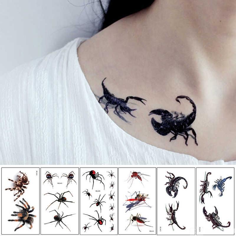 hình xăm bọ cạp, hình xăm bọ cạp đẹp