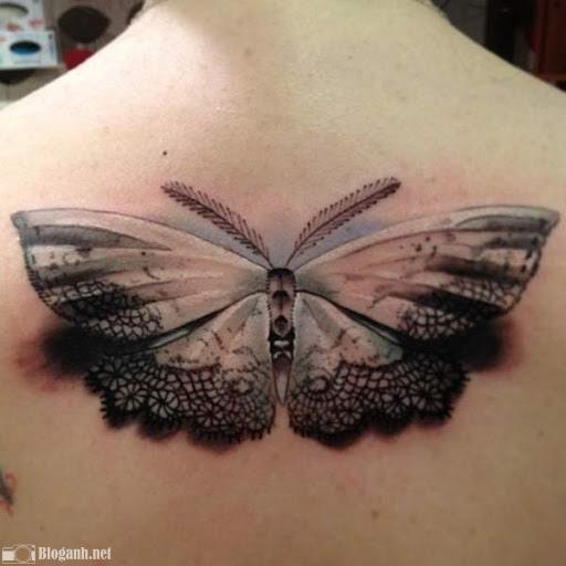 hình xăm bướm đẹp, hình xăm đẹp cho nam