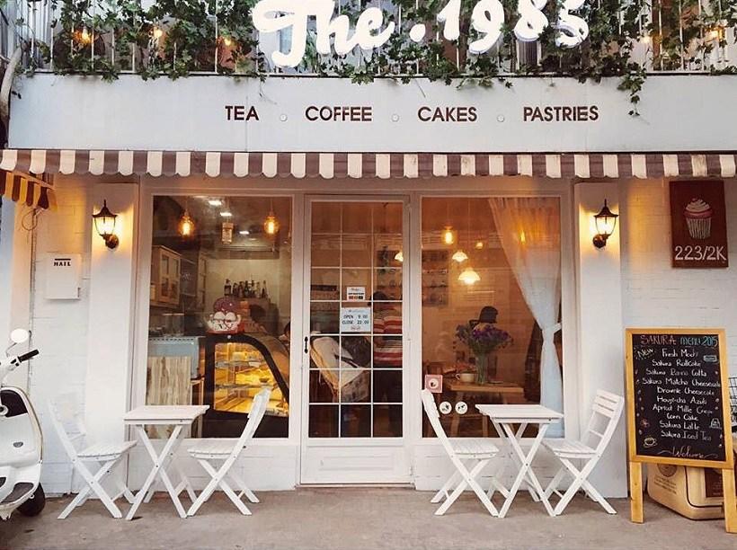 Top 10 quán cafe quận 1 view đẹp yên tĩnh ở Sài Gòn nên check-in