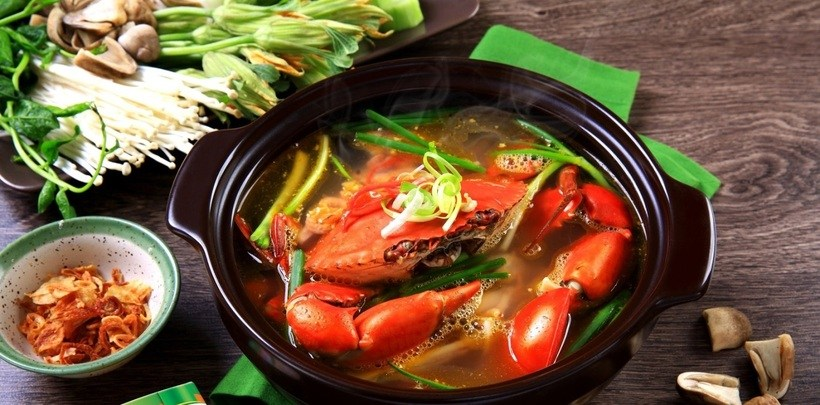 Top 10 quán lẩu cua đồng, cua biển ngon nổi tiếng ở Sài Gòn TPHCM ©️ monmientrung.com