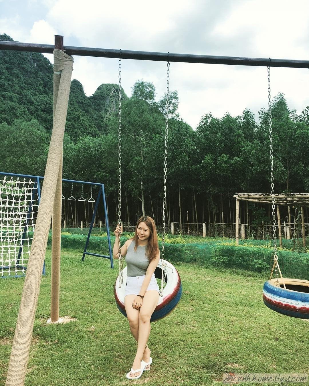 Chày Lập Farmstay tuyệt đẹp ở Quảng Bình