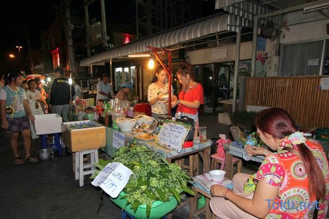 Cho dem Chiang Mai