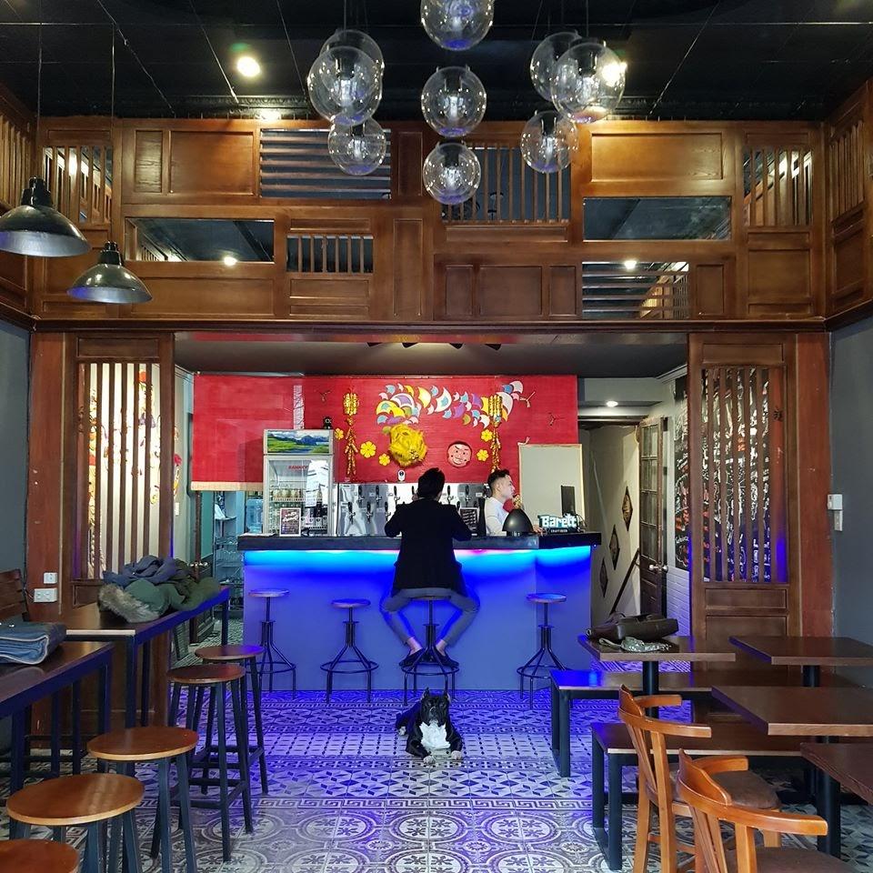 Không gian của nhà hàng A Dao Beer luôn lịch sự, sang trọng.
