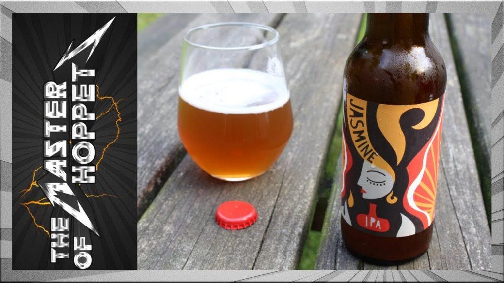 Bia thủ công thanh trùng: Dòng Jasmine IPA: hương vị trái cây và hoa nhài.  Nó có vị đắng nhẹ, chua nhẹ và có màu vàng trong.
