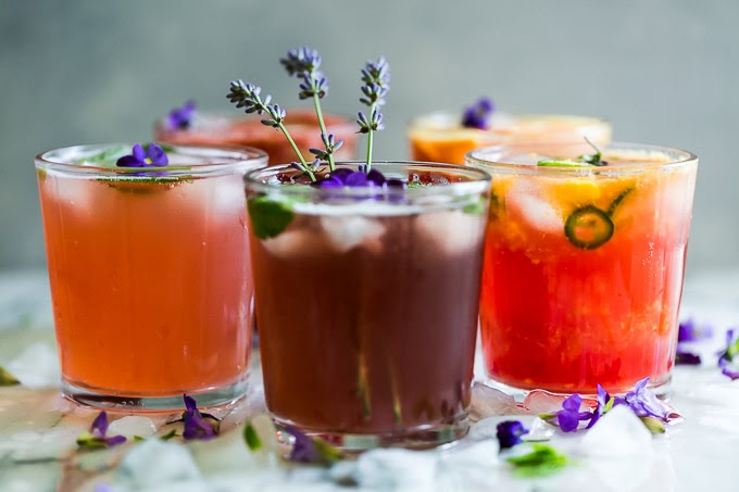Mocktail ngọt ngào, quyến rũ nơi đầu lưỡi