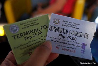 ve tham quan philippines