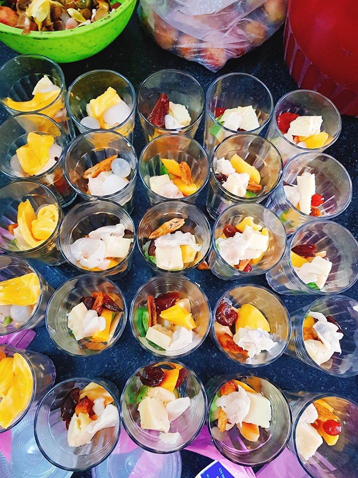 Trà hoa quả Ngọc Hân 254 Trần Hưng Đạo