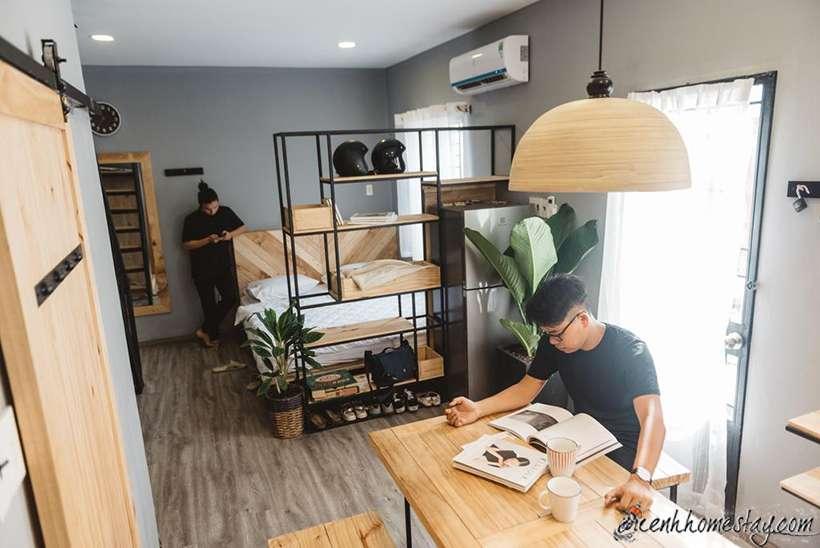 Homestay ở Innalley - nơi lưu trú cho hội bạn thân ở Sài Gòn