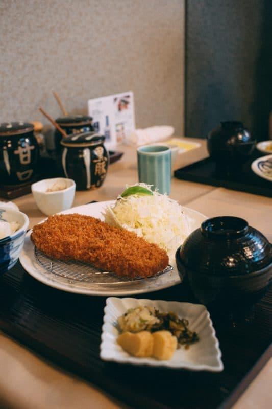 đồ ăn ngon ở Tokyo