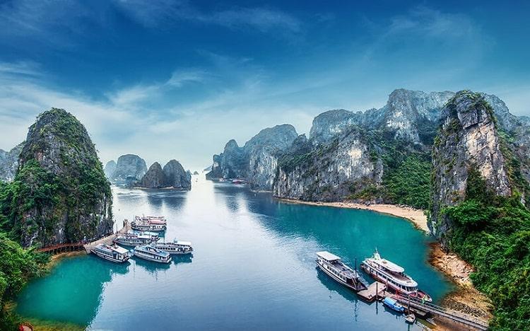Địa điểm du lịch đẹp tại việt nam