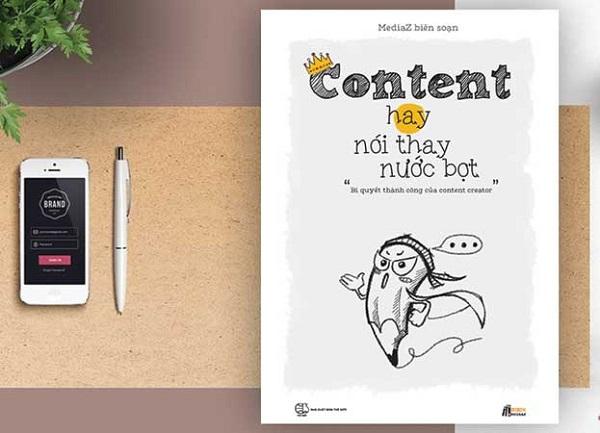 Tổng hợp tài liệu tự học Content Marketing cho người mới bắt đầu