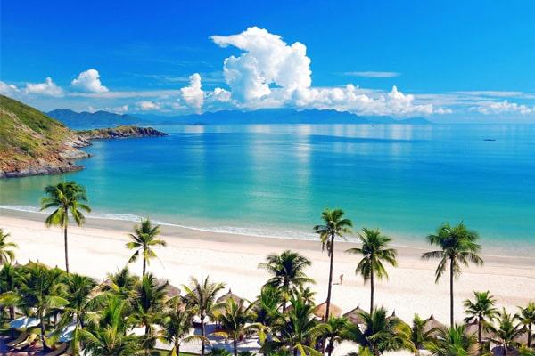 Biển đẹp nha trang