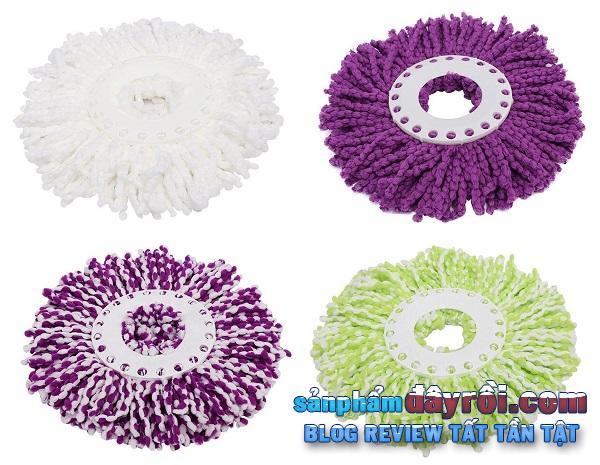 Khăn lau sợi nhỏ microfiber lau tốt, nhanh khô, dễ lau chùi