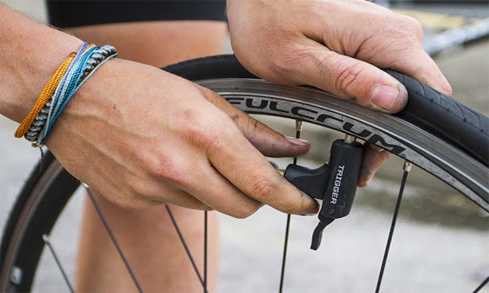Kinh nghiệm chọn mua ống bơm xe đạp