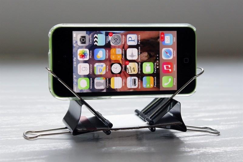 Lợi ích khi sử dụng giá đỡ điện thoại