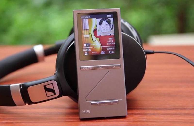 Máy nghe nhạc tiết kiệm pin cho điện thoại thông minh