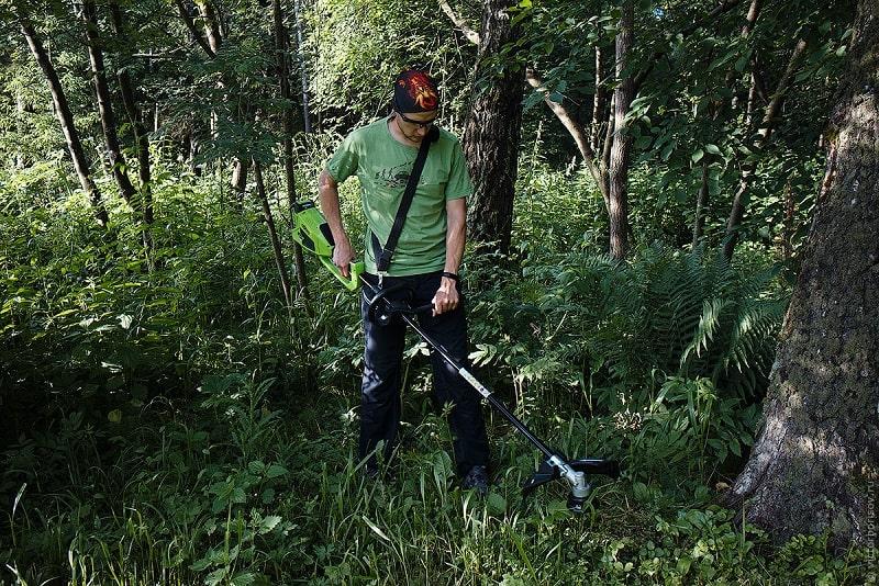 Hướng dẫn sử dụng máy cắt cỏ an toàn