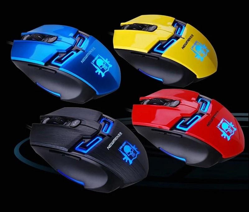 Chọn loại chuột gaming