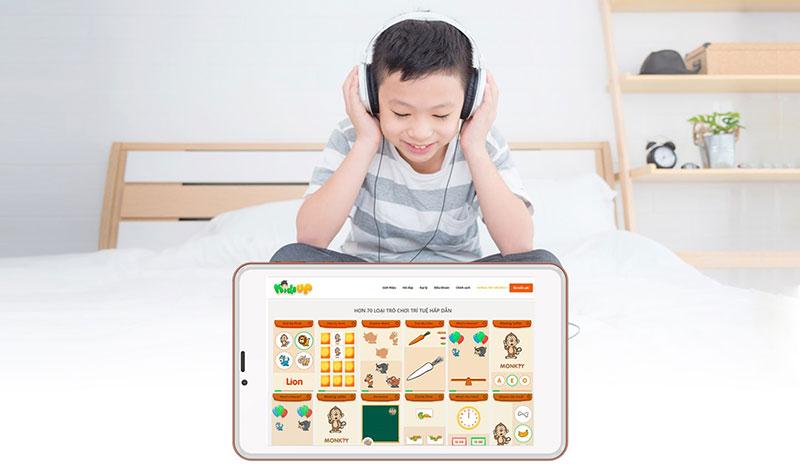 Top 5 máy tính bảng dưới 2 triệu tốt nhất cho trẻ em - 2