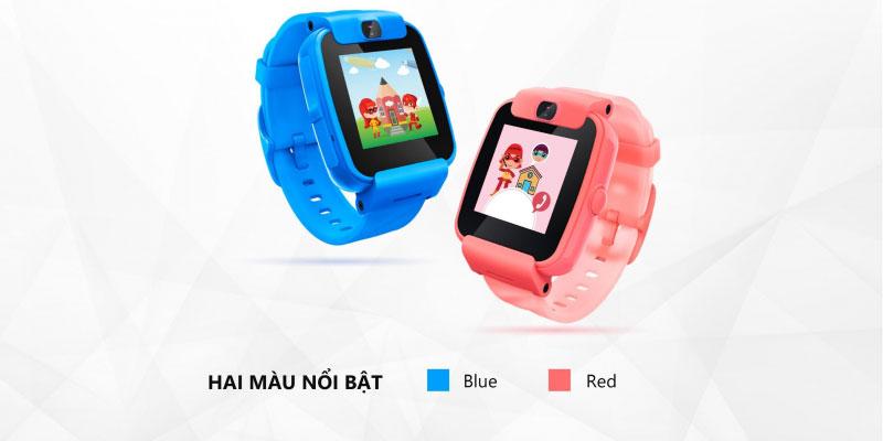 Đồng hồ định vị trẻ em Masstel Hero có tốt không?  Bạn mua nó ở đâu vậy?  - đầu tiên