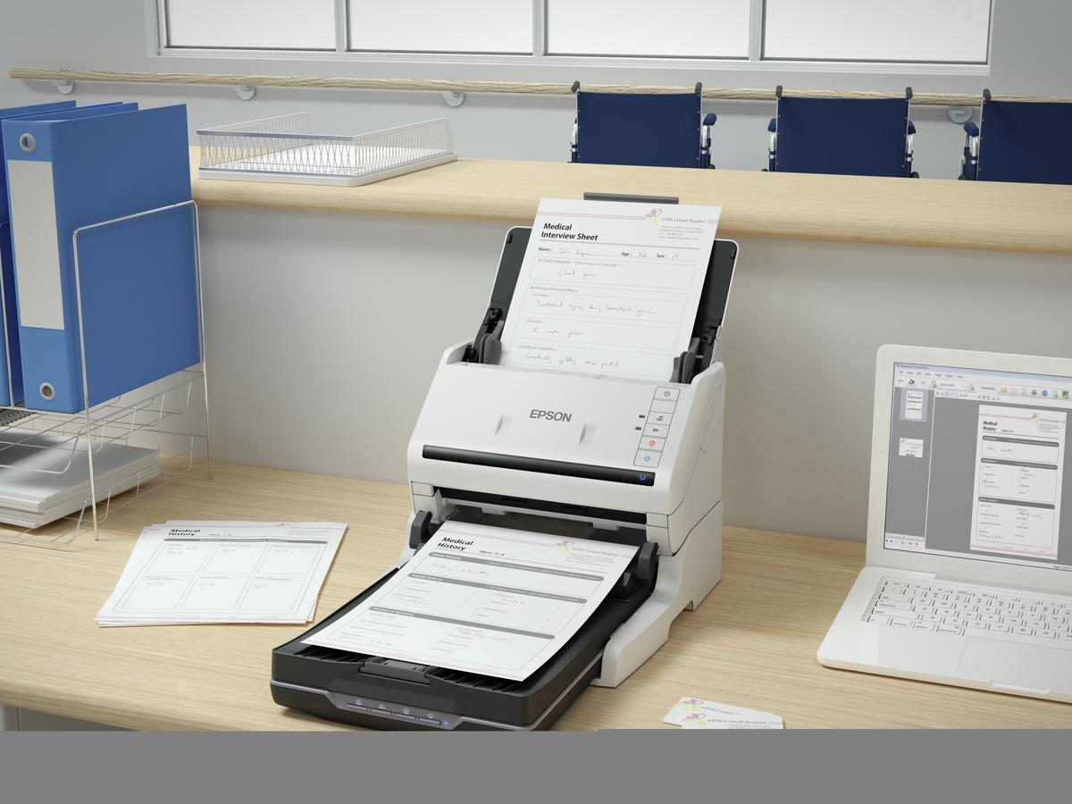 Phân loại máy scan
