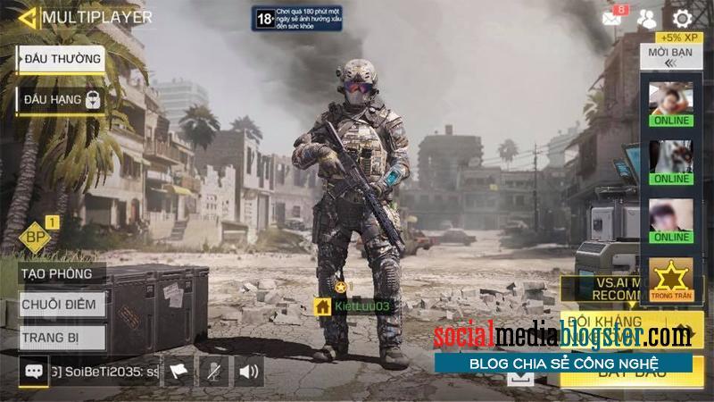 Tải xuống Call Of Duty Vietnam